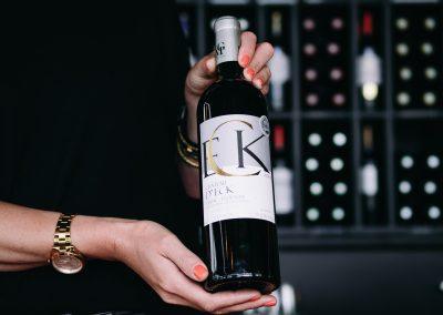 bistrot clos montesquieu - photo de vin 'chateau deck'