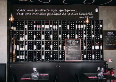 bistrot clos montesquieu - seconde photo du choix des vins