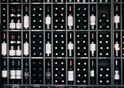 bistrot clos montesquieu - photo du choix des vins