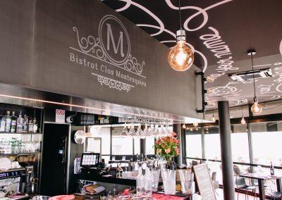 image du bar du BISTROT CLOS MONTESQUIEU